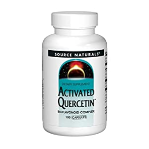 activated quercetin allergy support seasonal