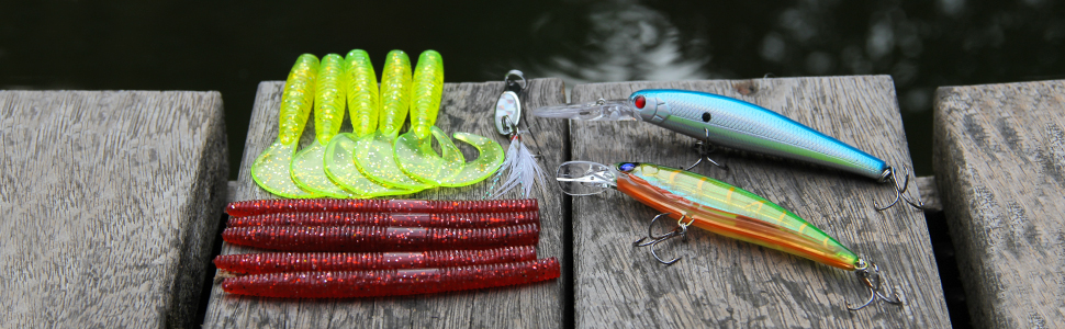 Trout Fishing Tackle Kit