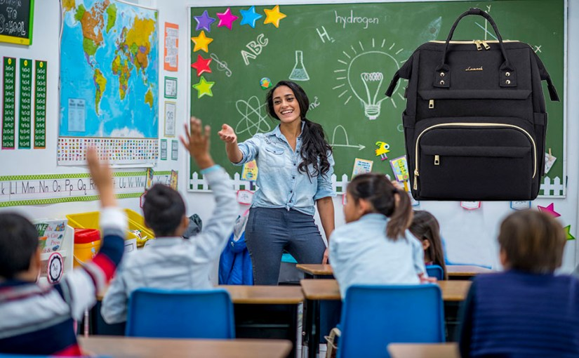 Women Teacher Backpack