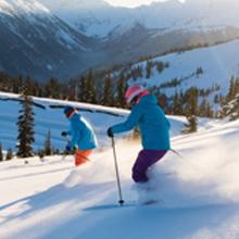 women's skiing jacket