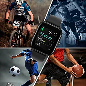 multi sport mode watch running riding football basketball outdoor watch inddor multifunction fitness