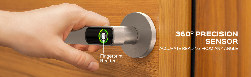 360o PRECISION SENSOR ACCURATE READING FROM ANY ANGLE