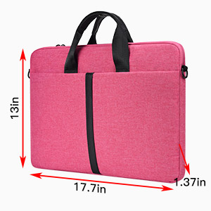 17.3 inch laptop sleeve bag
