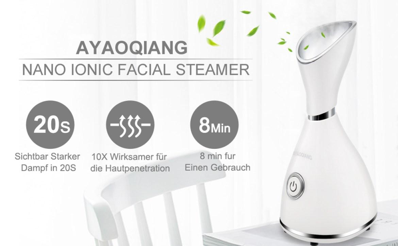 face steamer
