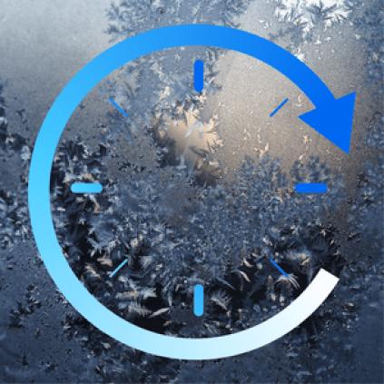 long lasting eis wärmeisolation thermal isolation ice warm domhus