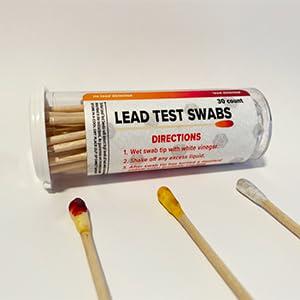 Scitus Lead Test Kit