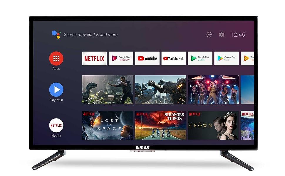 TV 32 ZOLL SMART TV ANDROID 2020 MODEL Neu