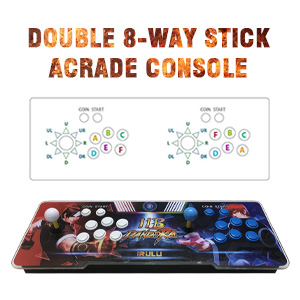 Arcade Game Console Family Pandora Box Retro Game Console Full HD Support Games Home Entertainment