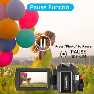 Pause Function