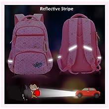 Reflective School Bag