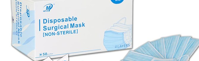 4 Ply Disposable Masks