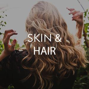 Collagen Peptides, Skin, Hair