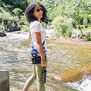 Pica Aloha crossbody purse bag travel outdoor lifestyle fashion functionality style handbag sustain