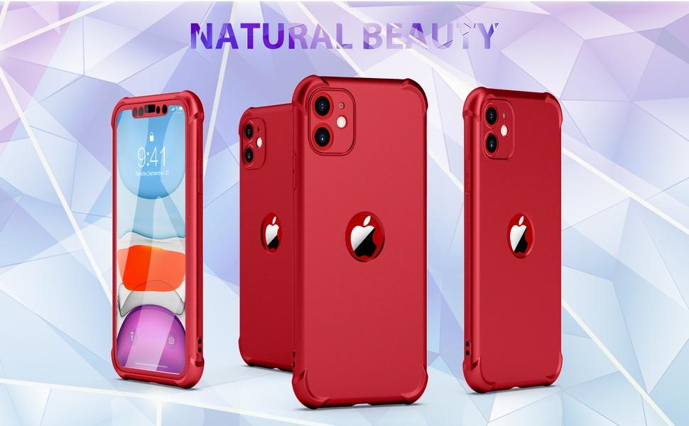 iPhone 11 case full body design