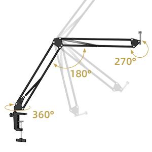 Adjustable Arm