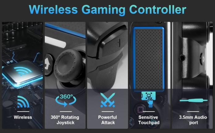 PS4 Gaming Controller