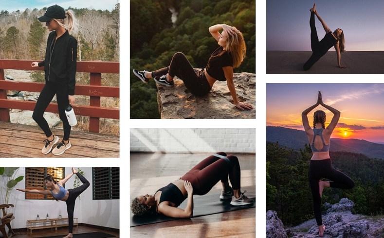 womens workout yoga pants