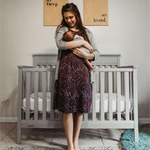 Maternity Dress Nursing Breastfeeding Dresses