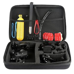 sport Camera Accessories Kit
