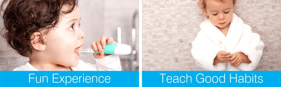 fun experience teach good habits