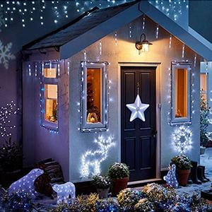 christmas icicle light