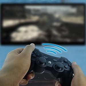 Mando PS3 inalámbrico Bluetooth PS3 Controller Joystick para Playstation