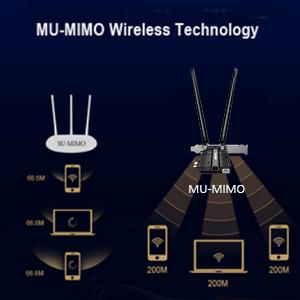 MU-MIMO Tech