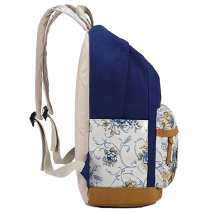 blue backpack for girls school backpack laptop bag for women fashion bags for women