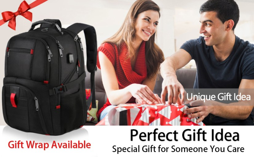 gift backpack for men women