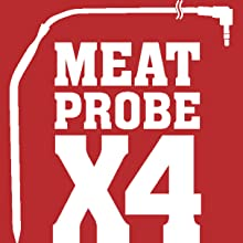 4 Meat Probes Included