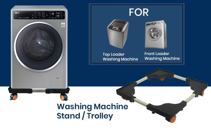 WASHING MACHINE TROLLEY
