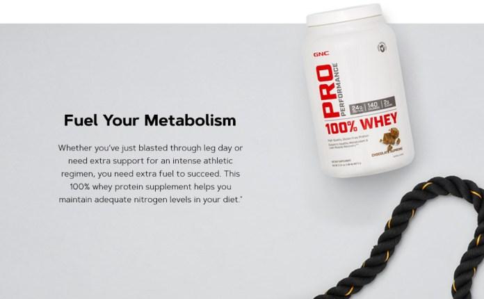 Fuel Your Metabolism.