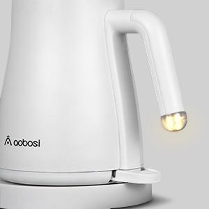 electric kettle handle