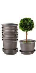plastic pots for plants
