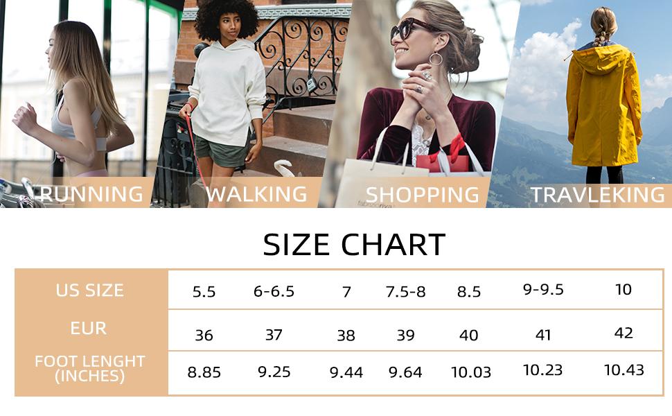Lamincoa air shoes size chart