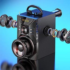 25W Full Range Speaker