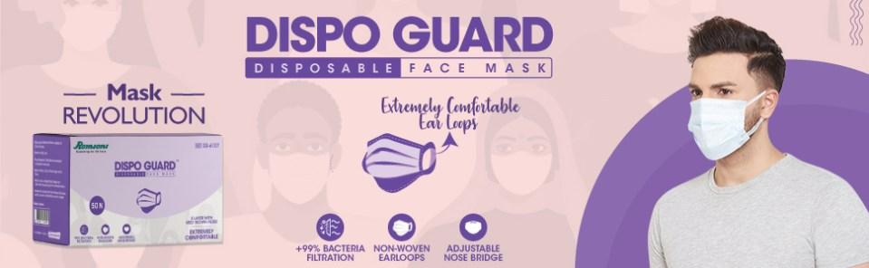 Romsons Dispo Mask