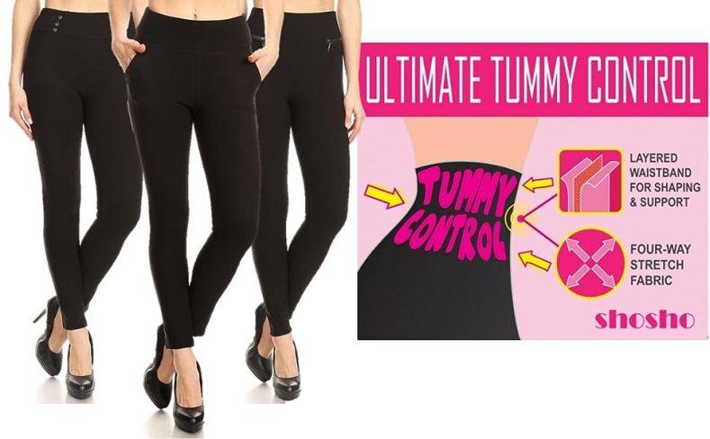 skinny black pants,treggings,trousers,thick,dress leggings,dressy pants,butt sculpting,tummy control