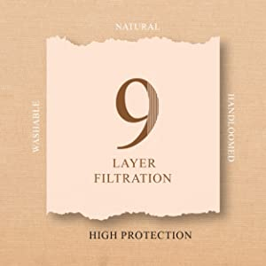 9 layer filtration