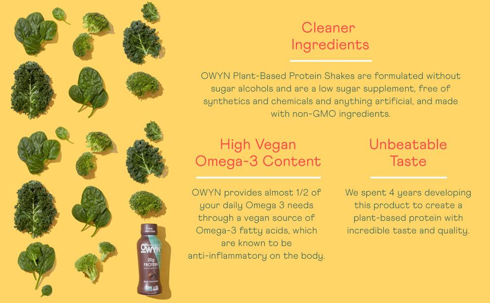 OWYN Additional Products