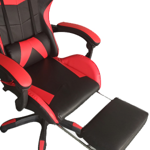Gaming Chiar with footrest