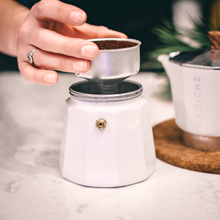 GROSCHE stovetop espresso maker Milano coffee maker for moka espressoo