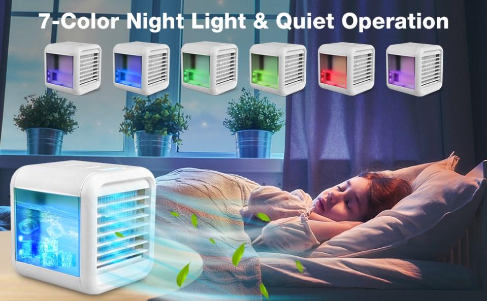 artic air personal air cooler