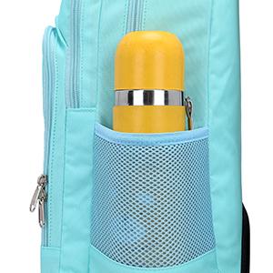side mesh pockets water bottle pockets umbrella