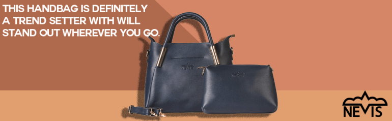 this handbag is definite a trend setter with will stand out wherever you go.