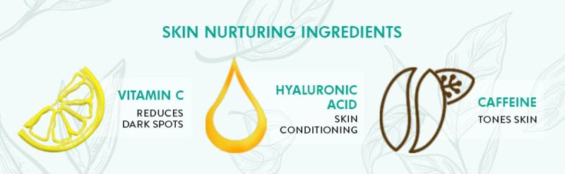 2707359b 251d 4dfa aec9 d87de06942f5.  CR0,1,970,300 PT0 SX970 V1    - mCaffeine Naked Detox Green Tea Night Gel | Moisturization | Vitamin C, Hyaluronic Acid | All Skin | Paraben & Mineral Oil Free | 50 ml