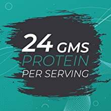 Raw Whey Protein concentrate Powder 24 gms Protein