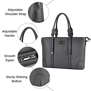 Feature 1 of  laptop bag