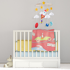 mobile for strollers mobile for bassinets mobile for carry cots baby room hanger infant room decor