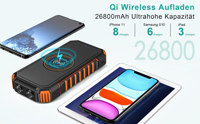 wireless Aufladen
